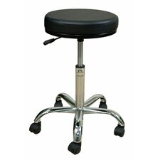 Height Adjustable Professional Stool with Swivel Seat