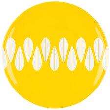"""The Burbs Sunflower 11"""" Melamine Dinner Plate"""
