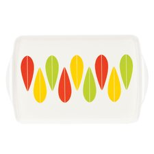 The Burbs Melamine Medium Rectangular Platter