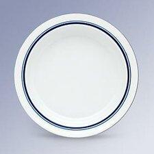 Christianshavn Blue 12 oz. Bistro Soup Bowl (Set of 4)