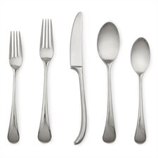Torun 5 Piece Dinner Flatware Set