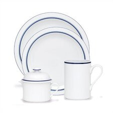 Bistro Christianshavn Blue Dinnerware Collection