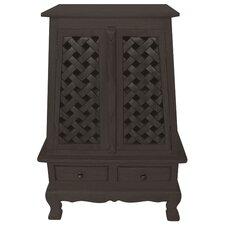 Acacia 2 Door Storage Cabinet