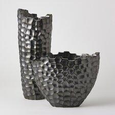 Random Grid Tall Vase