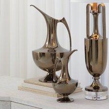 Elegant Grecian Ewer Vase