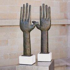 Spirit Hand Sculpture