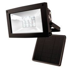 Solar Dusk Until Dawn LED Flood Light