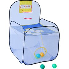 Toss It Pop Up Game Kids Play Tent