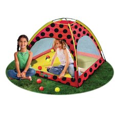 Lady Bug Play Tent