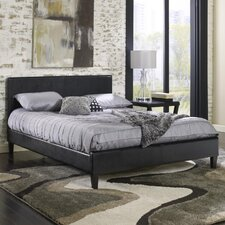 Cosmo Upholstered Panel Bed