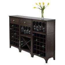 Ancona 60 Bottle Wine Bar