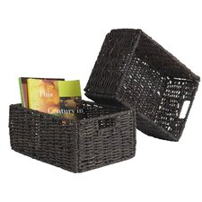 Granville Foldable Basket (Set of 3)