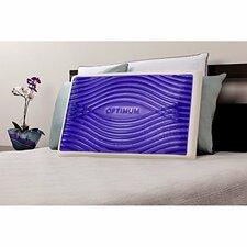 Optimum Memory Foam Pillow With Optigel