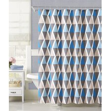 Le Croix 100% Cotton Shower Curtain