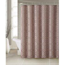 Lucas 13 Piece Jacquard Shower Curtain Set