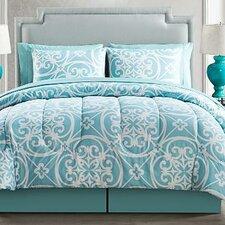 Kennedy 8 Piece Full Comforter Set