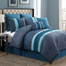 Lawrence 8 Piece Comforter Set