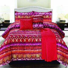 Morroco Comforter Set
