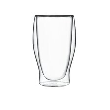 Thermic Beverage 16 Oz. Glass (Set of 2)