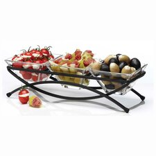 Tuscan 4-Piece Bowl Set with Carrier