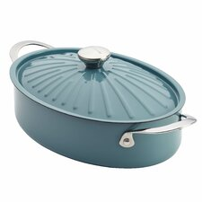 Cucina 5-qt. Paella Pan with Lid
