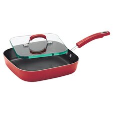 "Porcelain 11"" Nonstick Griddle"