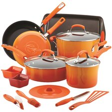 16 Piece Nonstick Cookware Set