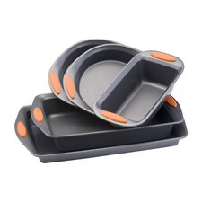 Yum-O Non-stick 5 Piece Bakeware Set
