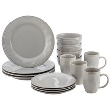 16 Piece Cucina Dinnerware Set