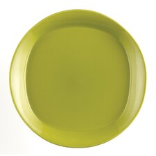 "Round & Square 9.5"" Salad Plate 4 Piece Set (Set of 4)"