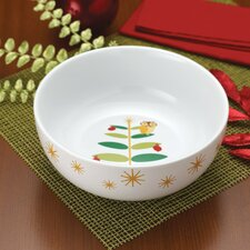 Holiday Hoot Salad Bowl
