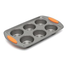 Yum-O Nonstick 6 Cup Muffin Pan