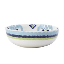 Ikat Salad Bowl