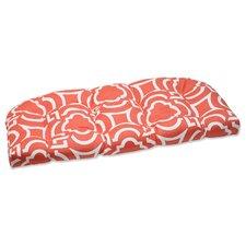 Carmody Outdoor Loveseat Cushion