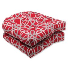 Keene Outdoor Seat Cushion (Set of 2)