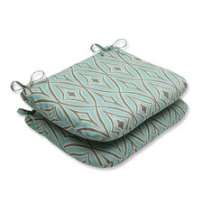 Centro Outdoor Dining Chair Cushion (Set of 2)