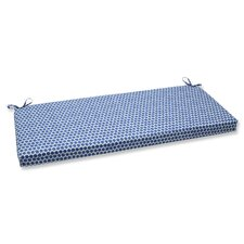 Seeing Spots Outdoor Bench Cushion