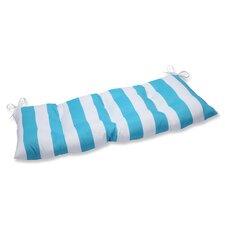 Cabana Stripe Outdoor Loveseat Cushion