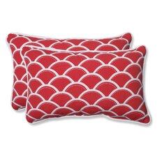 Sunny Indoor/Outdoor Throw Pillow (Set of 2)