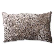 Tuscany Dots Flax Cut Lumbar Pillow