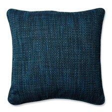 Tweak Azure Throw Pillow
