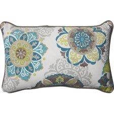 Allodala Oasis Indoor/Outdoor Lumbar Pillow (Set of 2)