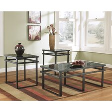 Laney 3 Piece Coffee Table Set