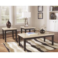 Wilder 3 Piece Coffee Table Set