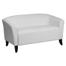 Hercules Imperial Series Leather Loveseats