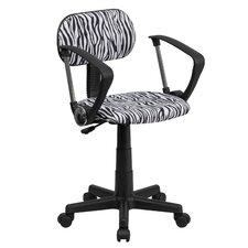 Low-Back Desk Chair