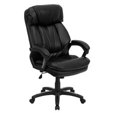 Hercules Series High-Back Leather Executive Chair (Set of 2)