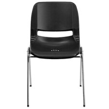 "Hercules Series 12.25"" Plastic Classroom Chair"