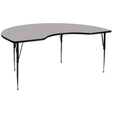 "96"" x 48"" Kidney Activity Table"