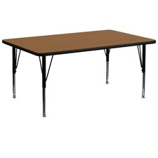 "72"" x 30"" Rectangular Activity Table"